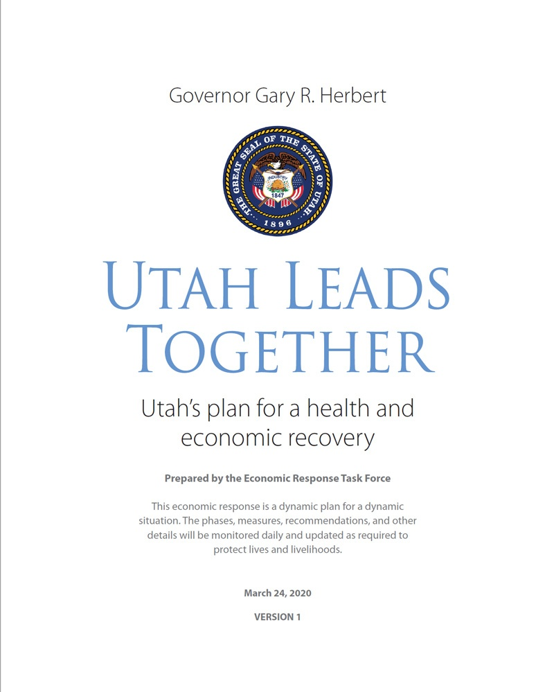 Utah Leads Together Plan