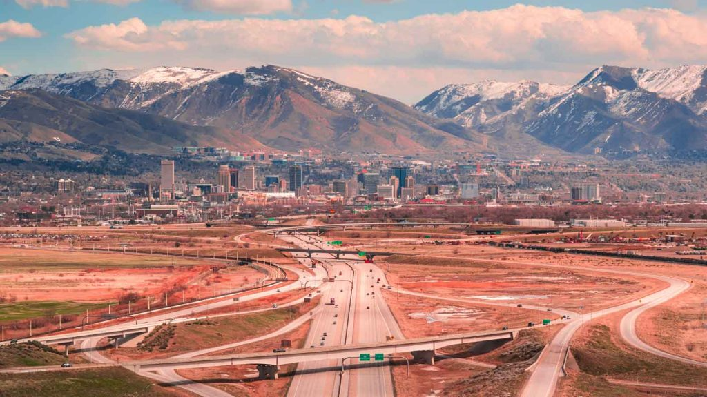 Utah-Infrastructure